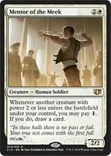 MENTOR OF THE MEEK Commander 2014 MTG White Creature — Human Soldier Rare