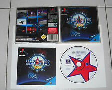 PS1 Playstation 1 STARFIGHTER 3000 - PAL Psone ITA Space Combat