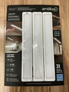Artika LED Under Cabinet Light Kit 1350 Lumens Plug In Dimmable