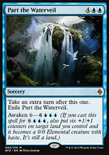 MTG PART THE WATERVEIL - APRIRE IL VELO D'ACQUA - BFZ - MAGIC