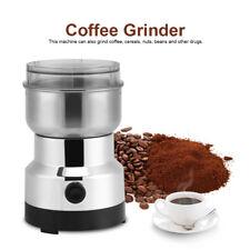 Moulin à Café Électrique en Acier Inox Coffee Grinder Machine Broyeur Cafetière
