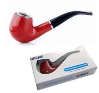 NEW HAOJUE DURABLE SMOKING PIPE 14cm TOBACCO HIGH QUALITY CHEAPEST UK SELLER