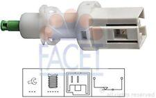 FACET Interruptor luces freno CITROEN PEUGEOT FIAT BRAVA LANCIA DELTA 7.1068
