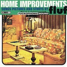 Home Improvements by Fluf (CD, Mar-1994, Headhunter/ Cargo Music)