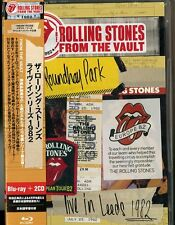 ROLLING STONES-STONES: LIVE IN LEEDS 1982-JAPAN BLU-RAY+2CD Ltd/Ed R38 sd