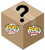 Funko POP 6 piece Mystery Box Guaranteed 2 Store Exclusive &/or Convention pops