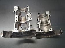 94 1994 YAMAHA PHAZER 480 ST SNOWMOBILE ENGINE CRANKCASE CASES GUARD CRANK CASE