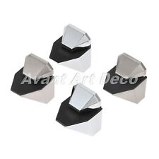 Durable Wood Acrylic Clamp Shelves Glass Shelf Brackets Support 3mm-16mm Thick