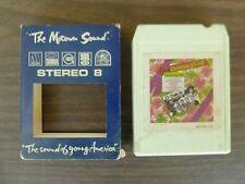 RARE MOTOWN Christmas Gift Rap 8-Track Tape MOT-8-1725 - VERY GOOD CONDITION