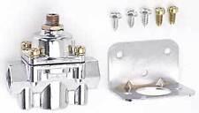 HOL- 12-803 Holley Fuel Pressure Regulator Adjustable 4.5 to 9 PSI Chrome