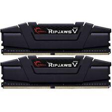 16GB G.Skill RipJaws V schwarz DDR4-3200 DIMM CL16 Dual Kit