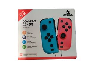 NexiGo Nintendo Switch Joy-Con Controller FAST U.S. Shipper