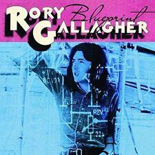 RORY GALLAGHER - BLUEPRINT - NEW CD ALBUM