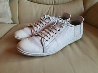 Louis Vuitton Ladies White Trainers Sneakers Shoes size 38.5  UK 5.5 Genuine