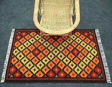 Indian Colorful Bohemian Flooring Area Rugs Chindi Woven Boho Jute Rag Rec 2625