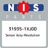 31935-1XJ0D Nissan Sensor assy-revolution 319351XJ0D, New Genuine OEM Part