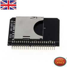 SD SDHC SDXC MMC Memory Card to IDE 2.5 Inch 44pin Male Adapter Converter V