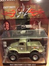 Greenlight  HOLLYWOOD Stacey David's. 1941 Military 1/2 Ton 4x4