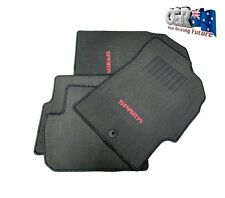 Floor Mat Set Holden MJ Barina Spark New Genuine 96909406