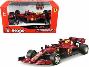 Bburago 1:43 Ferrari Racing 2020 SF1000 F1 Tuscan GP #16 Charles Leclerc 36823CL
