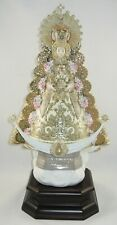 "Lladro Ltd Ed Sculpture ""Our Lady Of Rocio"" 5951 w/Base / No Box Retired 2007"