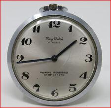 Orologio da tasca mary watch mechanic 17 rubis vintage clock horloge working