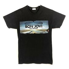 Bon Jovi Lost Highway Concert Tee Lost & In Your Face Tour Back Graphic T-shirt