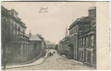 LOW STREET, BANFF - Banffshire Postcard (P1213)
