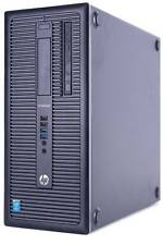 HP EliteDesk 800 G1 Tower i5-4670 3.40GHz 8GB 500GB HDD Win 10 Pro FREE SHIPPING