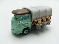 Mattel Disney Pixar Cars Road Rally Stanley Days Fillmore Metal Toy Car 1:55 New