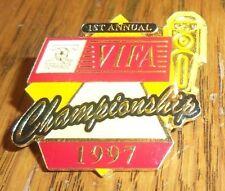 VIFA - Valley International Foosball Association - TORNADO 1997 Championship 1st