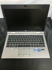 "Portatil HP EliteBook 2560p i5-2520M 2.50GHz 4GB 250GB Webcam DVD-RW 12.5"""