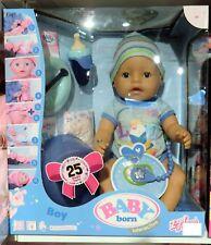 BABY born® Interactive Puppe - Junge - Zapf Creation 822012 – NEU und OVP