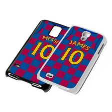 Barcelona Football Kit Phone Cover for iPod 6th iPhone 4 5 6 7 8 X samsung case