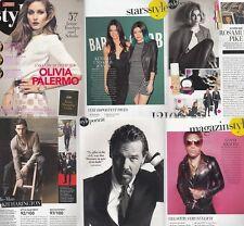 Style Schweiz,Cara Delevingne,Kit Harington,Olivia Palermo,Rosamund Pike