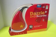 Pinnacle Dazzle DVD Recorder Transfer Your Video Tapes To DVD By USB Unused