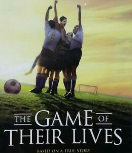 The Game Of Their Lives DVD 2005 TRUE STORY SOCCER - Gerard Butler Movie AUS R4