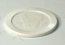 1 Blanc Po Do Podo Plastique Carte Économiseur, Guard Good Luck Boston Terrier