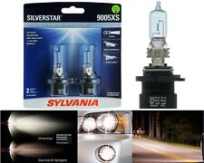 Sylvania Silverstar 9005XS HB3A 65W Two Bulbs Head Light High Beam Upgrade Lamp