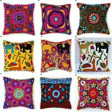 Cushion Cover Bohemian Pillow Covers Handmade Throw Boho Sofa Decor Pillow Cases