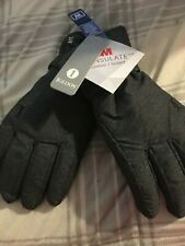 3M Thinsulate Igloos Men's Gray Winter Gloves Size M/L NWT!