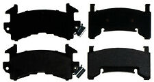 Disc Brake Pad Set-Semi Metallic Disc Brake Pad Front,Rear ACDelco Advantage