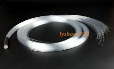 Clear End-light plastic optical fibre cable fiber optic lines 0.75mmx3mx200pcs