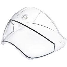 Ski-Doo New OEM, Branded Clear Onesize BV2S Helmet Replacement Visor, 4479530000