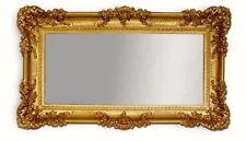 Espejos decorativos dorado para el hogar