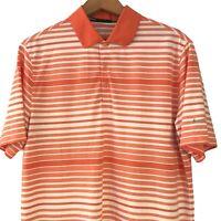 Nike Golf Tour Performance Polo Shirt Mens Medium Dri-Fit Short Sleeve M
