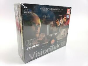 VisionTek ATI Radeon X1650 Pro 256MB GDDR2 SDRAM PCI Express x16
