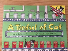 EXCELLENT CONDITION - A Tinful of Cat. June Epstein and Dianne Vanderee