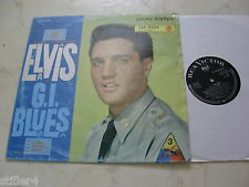 ELVIS G.I.Blues *GERMAN RCA LIVING STEREO v4 PRESSING LSP-2256*SILVER BLACK*