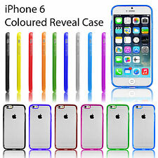 """Car Boot Job Lot Clearance 100pc Gel Bumper Hard Back Case For iPhone 6 6S 4.7"""""""